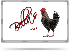 Bella's Cafe, New Haven, Connecticut