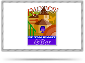 Rainbow Gardens Restaurant and Bar, Milford, Connecticut
