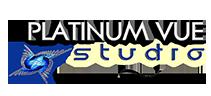 Platinum Vue Studio Logo